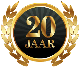 2332 Logo 20jaar