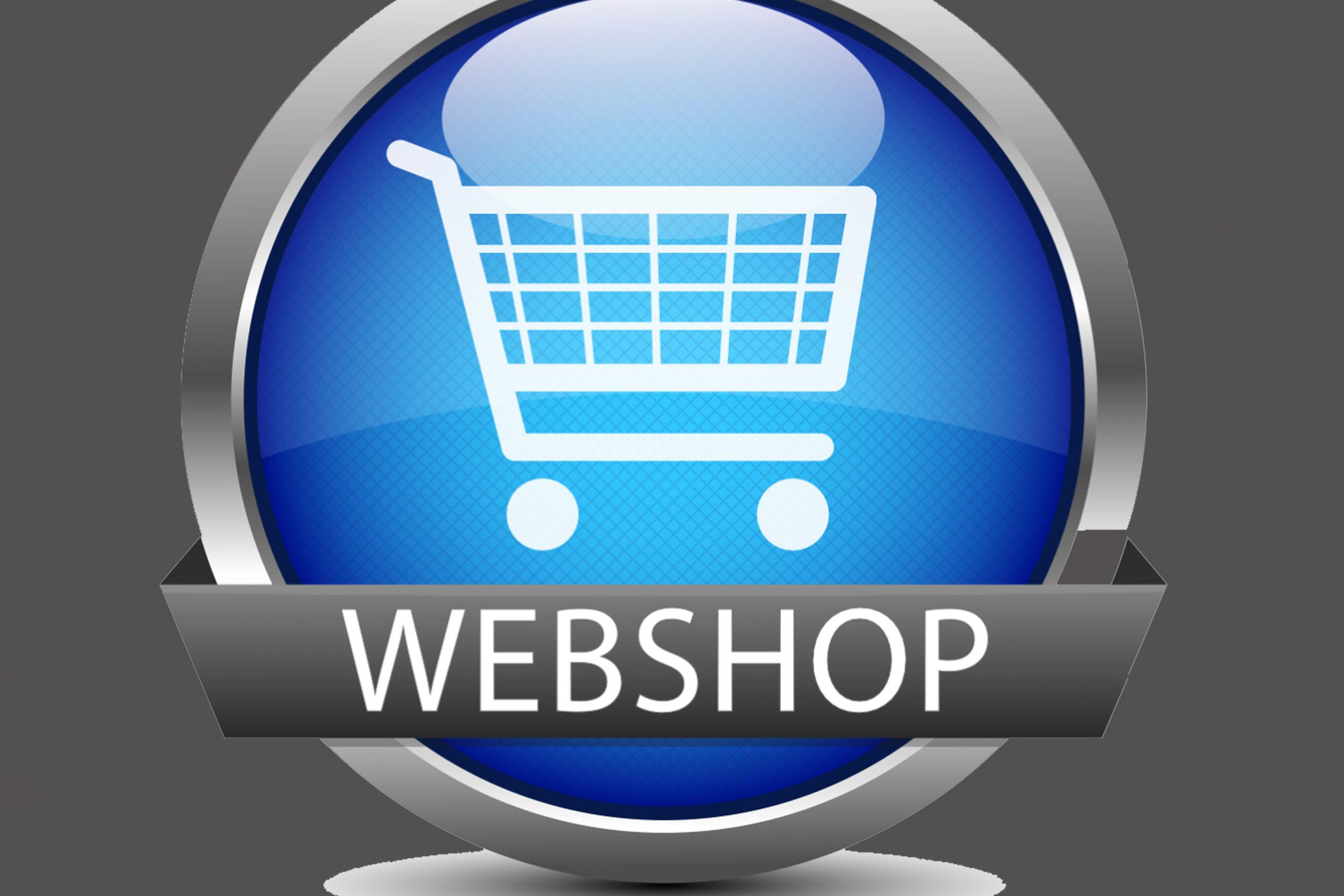 webshop theorie