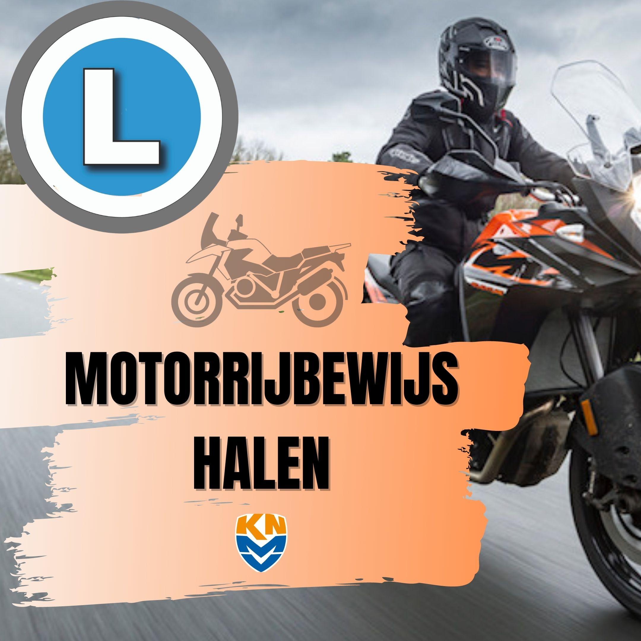 WEBSITE ICOON MOTORRIJBEWIJS HALEN