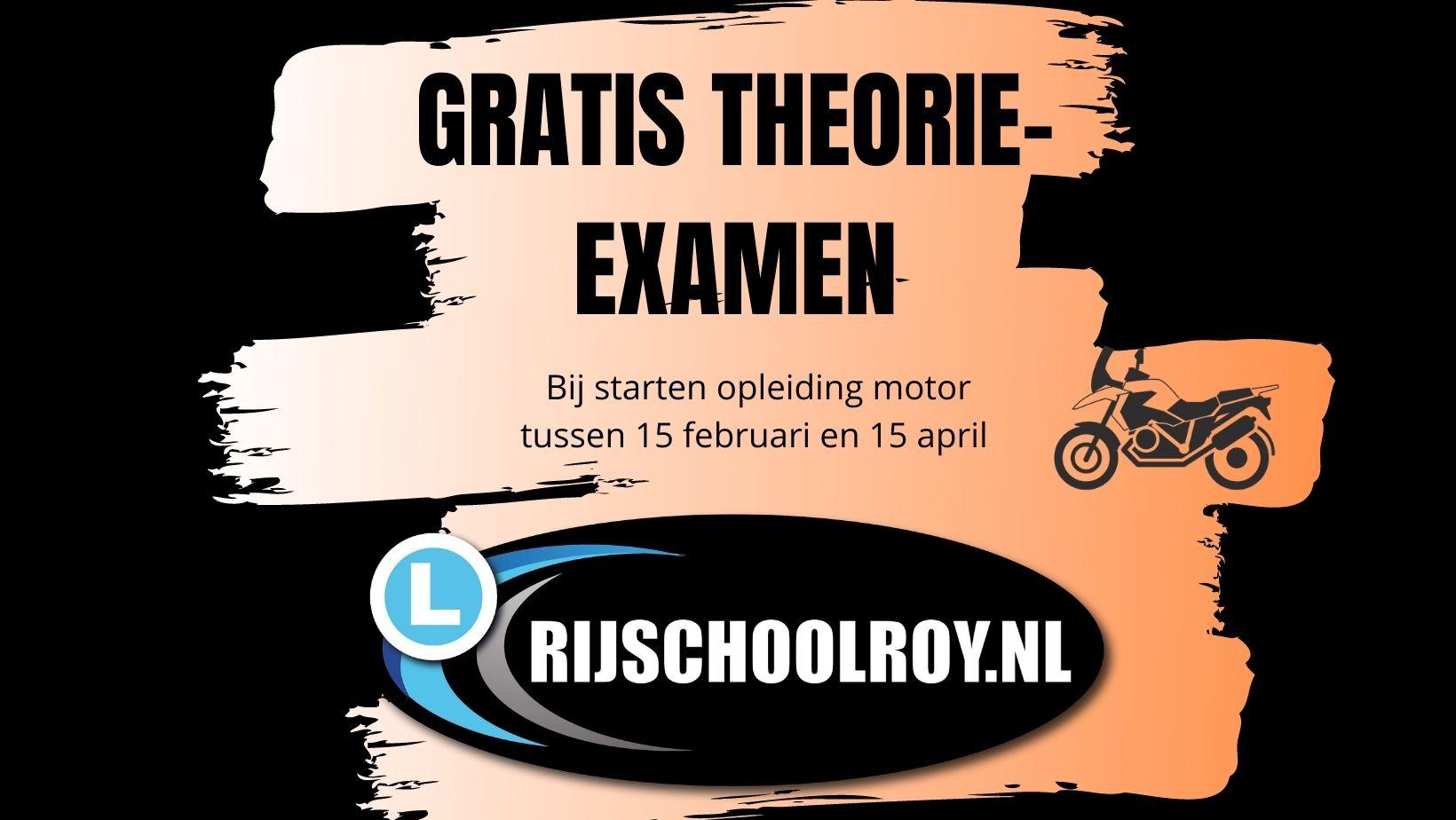 Gratis Theorie Examen Liggend Formaat