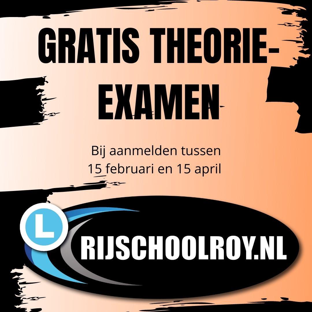 Icoon Gratis Theorie Examen
